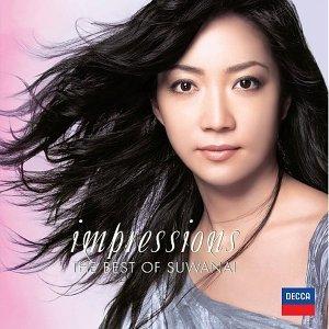 Impressions - The Best Of Suwanai (諏訪內晶子 - 印象 精華選)