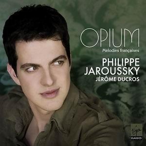 Opium - Mélodies Françaises