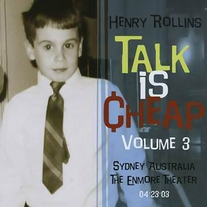 Talk Is Cheap Vol 3