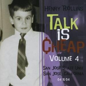 Talk Is Cheap Vol. 4