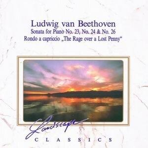 Ludwig van Beethoven: Sonate für Klavier Nr. 23, Nr. 24, Nr. 26 - Rondo a cappricio