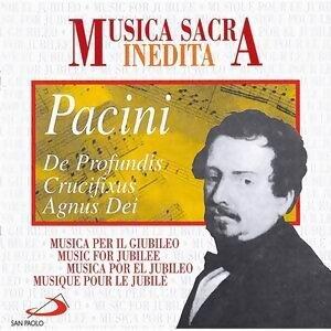 Musica Sacra Inedita: Giovanni Pacini