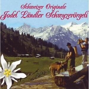 Jodel Ländler Schwyzerörgeli