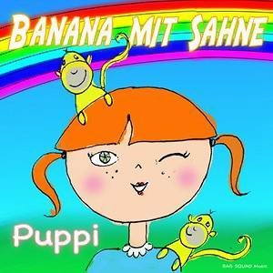 Banana mit Sahne