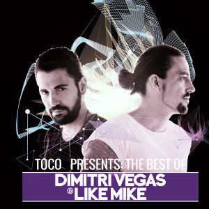 EDMXXL The Best of Dimitri Vegas & Like Mike