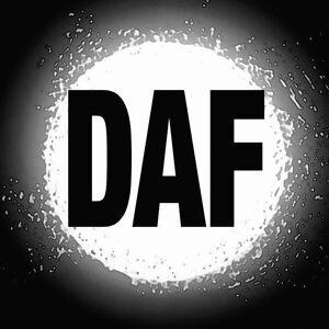 Das Beste Von Daf(電子龐克混搭精選) - 20 Lieder der Deutsch Amerikanischen Freundschaft