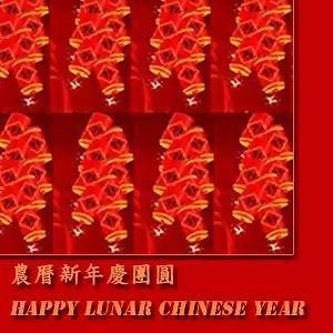 農曆新年慶團圓2