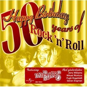 Happy Birthday - 50 years of Rock 'n' Roll