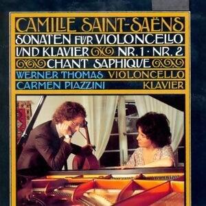 Camille Saint-Saëns: Sonaten für Violoncello und Klavier