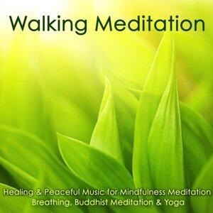 Walking Meditation – Healing & Peaceful Music for Mindfulness Meditation, Breathing, Buddhist Meditation & Yoga