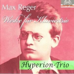 Max Reger: Werke für Klaviertrio