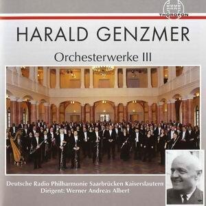 Harald Genzmer: Orchesterwerke III