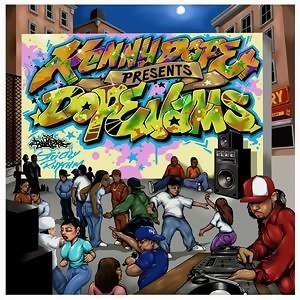 Kenny Dope presents Dope Jams - The Kenny Dope Edits