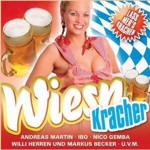 Wiesn-Kracher - Lass mer's krachen