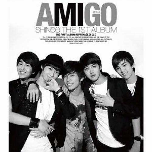 首張專輯 潮人影音C版「愛上AMIGO」CD+DVD 亞洲特別版