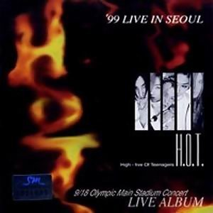 H.O.T. 9/18漢城奧林匹克熱力實錄 (H.O.T. 99' Live In Seoul)