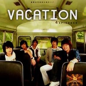 VACATION偶像劇原聲帶 (Vacation 4 Episodes (동방신기 극장 드라마 OST))