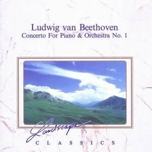 "Ludwig van Beethoven: Konzert für Klavier & Orchester Nr. 1, C-Dur, op. 15 - Ouverture zu ""Coriolan"", C-Moll, op. 6"