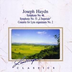 Joseph Haydn: Sinfonie Nr. 46, H-Dur - L´Imperiale, Sinfonie Nr. 53, D-Dur - Konzert für Radleier Nr. 2, D-Dur