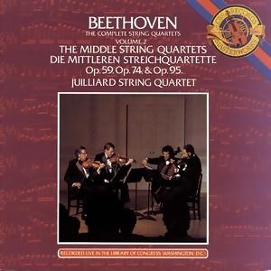 """Quartet for Strings in C Major, Op. 59, No. 3 """"Rasumovsky"""""""