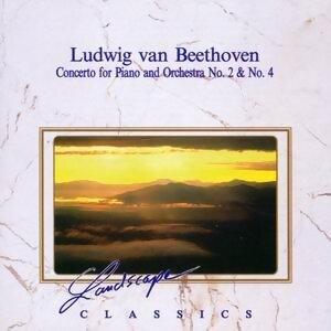 Ludwig van Beethoven: Konzert für Klavier & Orchester Nr. 2 & Nr. 4