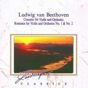 Ludwig van Beethoven: Konzert, D-Dur, op. 61 - Romanze Nr. 1, G-Dur, op. 40 - Romanze Nr. 2 F-Dur, op. 50