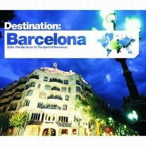 Bar De Lune Presents Destination Barcelona
