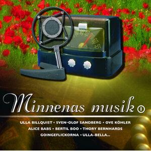 Minnenas Musik Vol.1