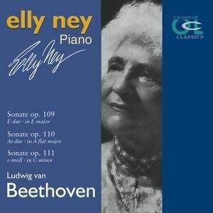 Ludwig van Beethoven Sonatas Op. 109, 110 & 111