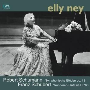 Schubert: Wanderer Fantasy & Schumann: Symphonic Etudes
