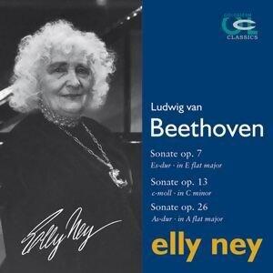 Beethoven: Sonatas Op. 7, 13 & 26