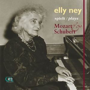 Elly Ney plays Mozart and Schubert
