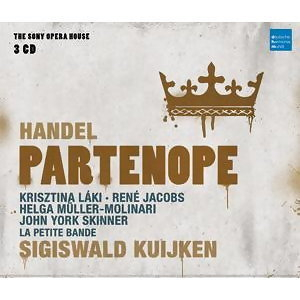 Partenope - Opera in three acts