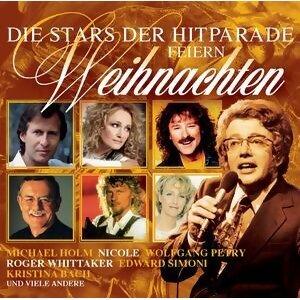 Die Stars der Hitparade feiern Weihnachten