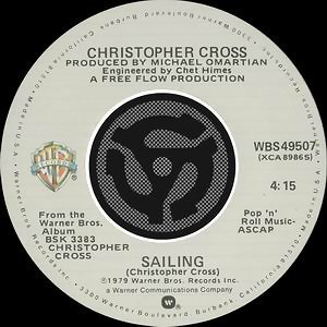 Sailing / Poor Shirley [Digital 45]
