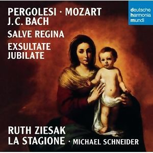 Salve Regina in E flat major for Soprano and Orchestra