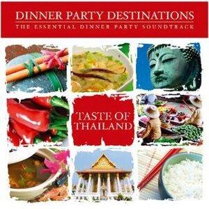 Bar De Lune Presents Dinner Party Destination Thailand