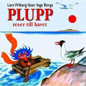 """Lars Wiberg läser Inga Borgs """"Plupp reser till havet"""""""