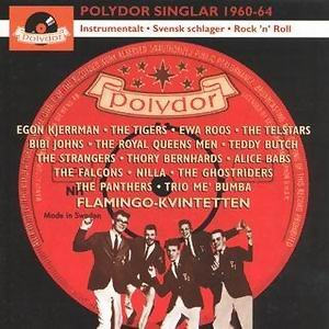 Polydor Singlar 1960-1964
