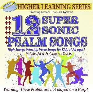 Supersonic Psalm Songs