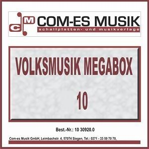 Volksmusik Megabox