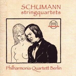 Robert Schumann: Streichquartette, op. 41