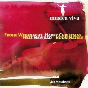 Frohe Weihnacht - Happy Christmas - Feliz Navidad - Buno Natale
