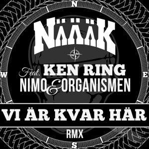 Vi Är Kvar Här - Remix
