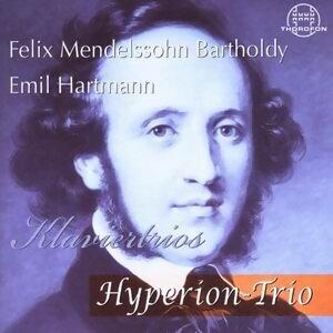 Mendelssohn-Bartholdy: Klaviertrio, D-Moll, op. 49 - Hartmann: Klaviertrio, B-Dur, op. 10