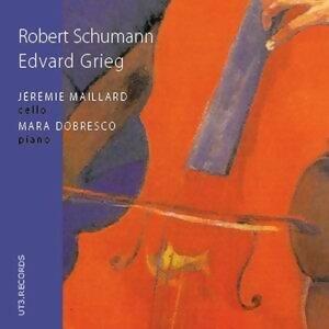 Schumann, Grieg: Cello Music