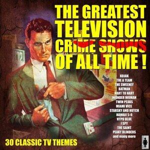 Greatest Crime TV Themes
