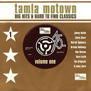 Big Motown Hits & Hard To Find Classics - Volume 1