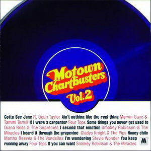 Motown Chartbusters Vol 2