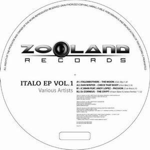 Italo EP - Vol. 1